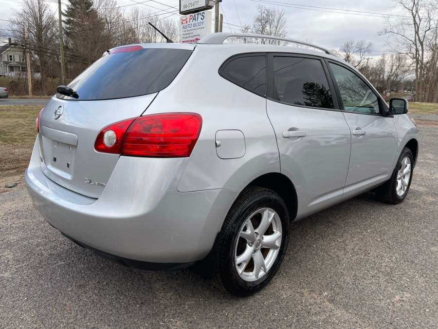 Used Nissan Rogue AWD 4dr SL 2009 | Toro Auto. East Windsor, Connecticut