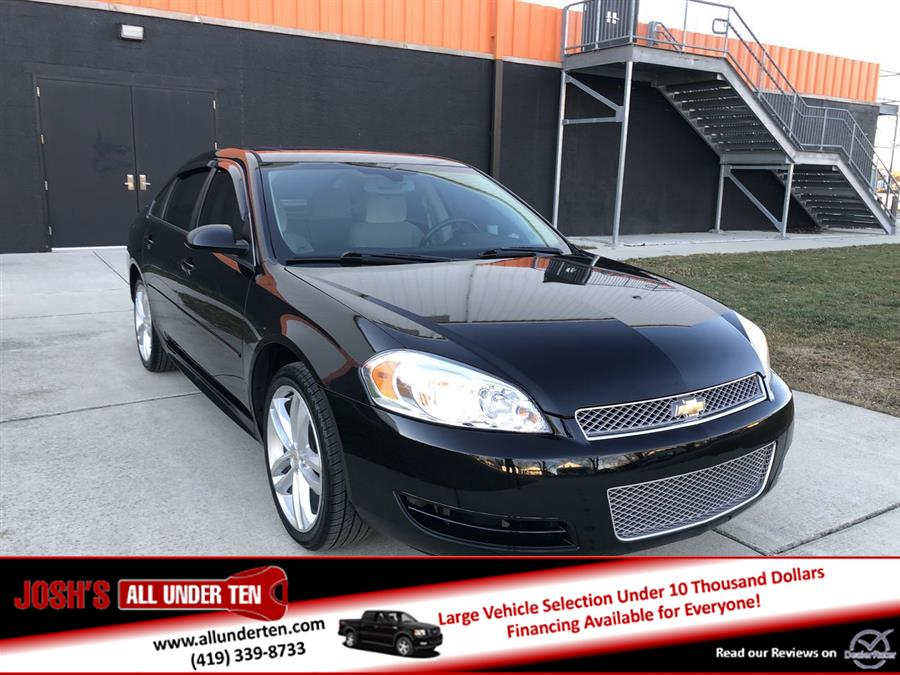 Used 2012 Chevrolet Impala in Elida, Ohio | Josh's All Under Ten LLC. Elida, Ohio