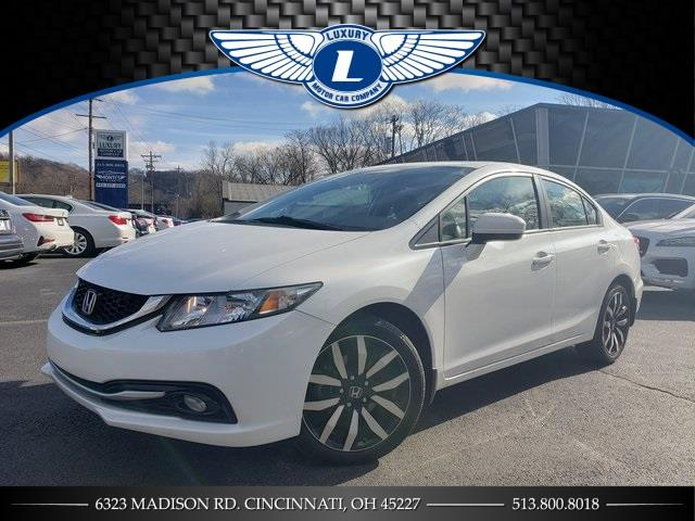Used 2014 Honda Civic in Cincinnati, Ohio | Luxury Motor Car Company. Cincinnati, Ohio