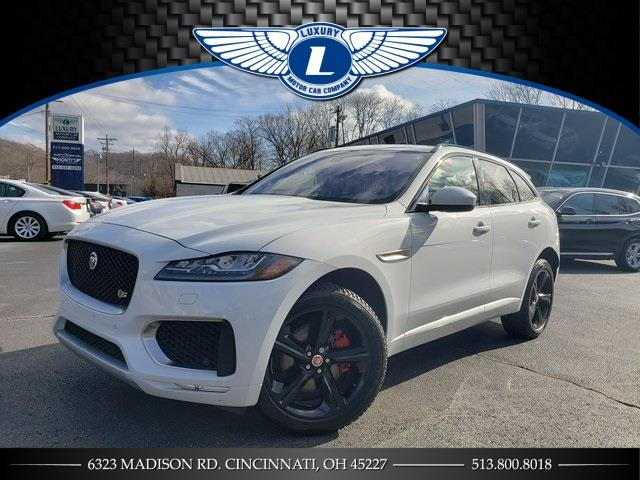 Used 2017 Jaguar F-pace in Cincinnati, Ohio | Luxury Motor Car Company. Cincinnati, Ohio