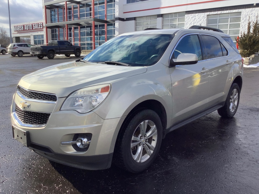 Used Chevrolet Equinox AWD 4dr LT w/2LT 2013 | Marsh Auto Sales LLC. Ortonville, Michigan