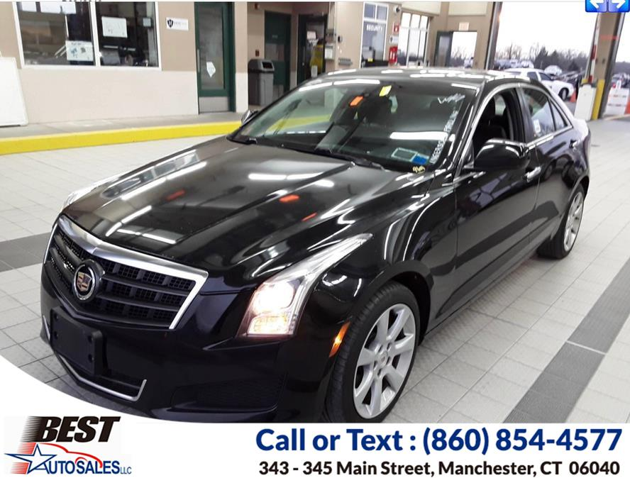 Used Cadillac ATS 4dr Sdn 2.0L Standard AWD 2014 | Best Auto Sales LLC. Manchester, Connecticut