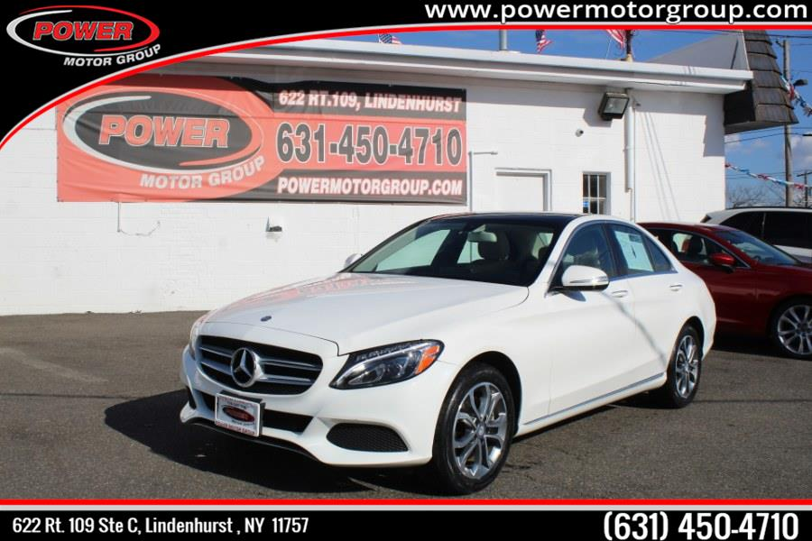 Used 2015 Mercedes-Benz C-Class in Lindenhurst , New York | Power Motor Group. Lindenhurst , New York