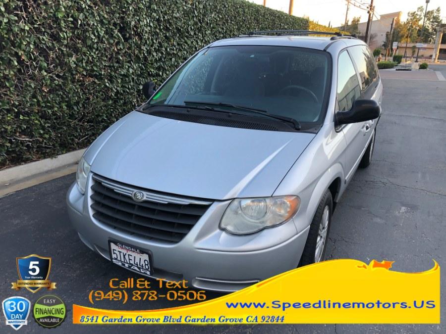Used 2006 Chrysler Town & Country LWB in Garden Grove, California | Speedline Motors. Garden Grove, California