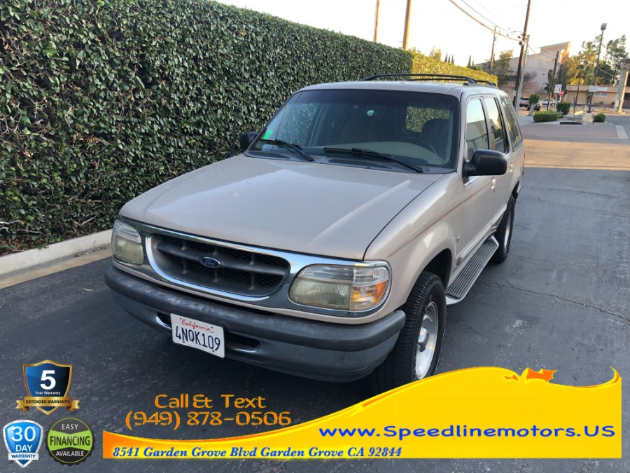 Used 1998 Ford Explorer in Garden Grove, California | Speedline Motors. Garden Grove, California