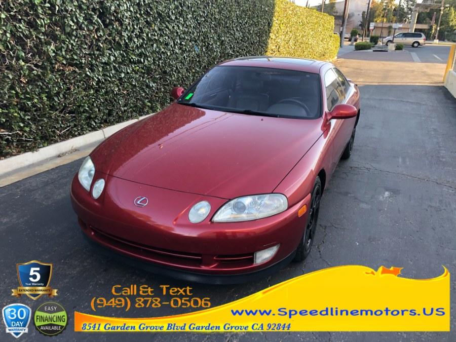Used 1994 Lexus SC 400 in Garden Grove, California | Speedline Motors. Garden Grove, California