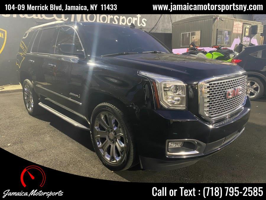 Used 2015 GMC Yukon in Jamaica, New York | Jamaica Motor Sports . Jamaica, New York