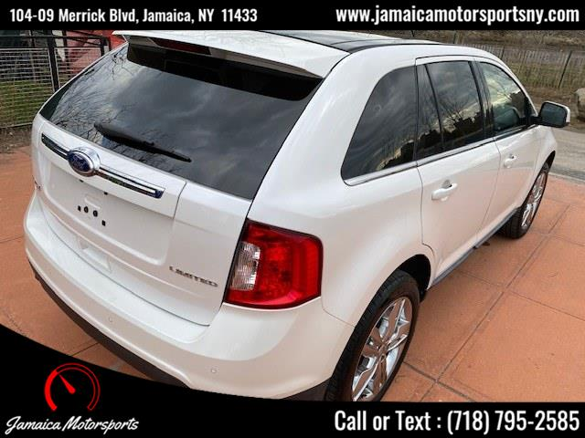 Used Ford Edge 4dr Limited FWD 2011 | Jamaica Motor Sports . Jamaica, New York