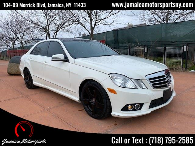 Used 2010 Mercedes-Benz E-Class in Jamaica, New York | Jamaica Motor Sports . Jamaica, New York
