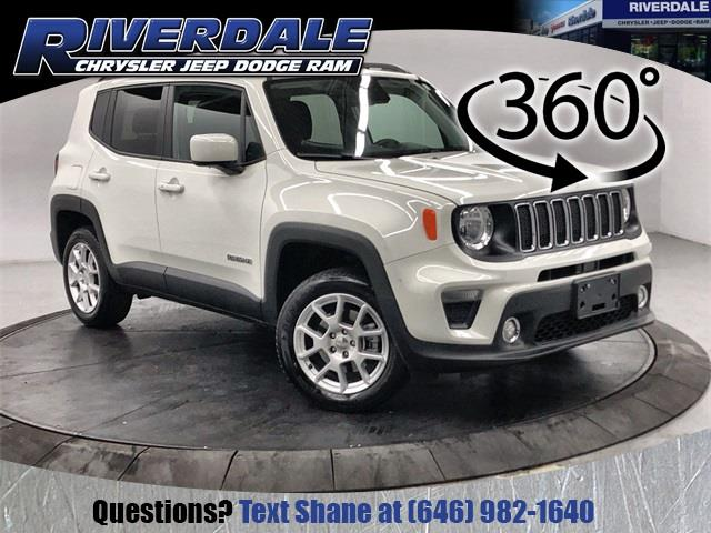Used Jeep Renegade Latitude 2019 | Eastchester Motor Cars. Bronx, New York