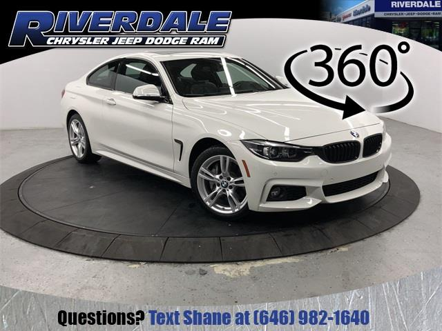 Used 2018 BMW 4 Series in Bronx, New York | Eastchester Motor Cars. Bronx, New York