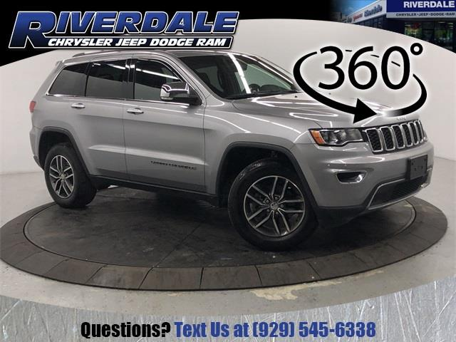 Used Jeep Grand Cherokee Limited 2017   Eastchester Motor Cars. Bronx, New York