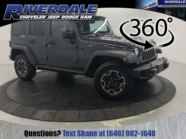 Used Jeep Wrangler Unlimited Rubicon 2017   Eastchester Motor Cars. Bronx, New York