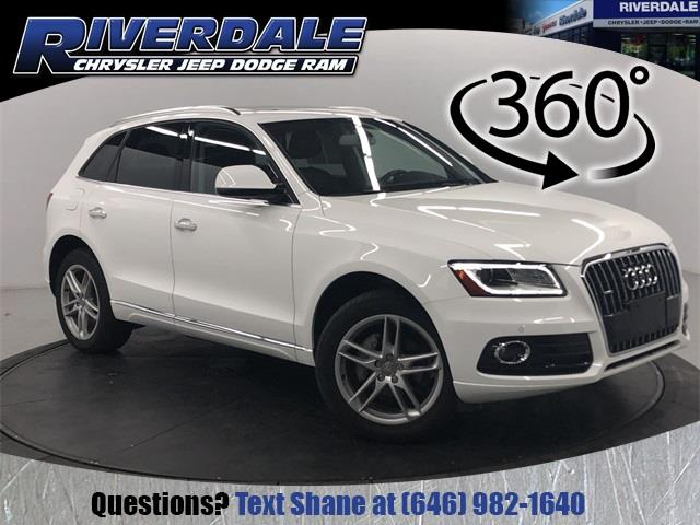 Used 2017 Audi Q5 in Bronx, New York | Eastchester Motor Cars. Bronx, New York