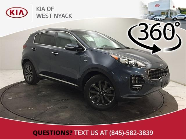 Used 2018 Kia Sportage in Bronx, New York | Eastchester Motor Cars. Bronx, New York