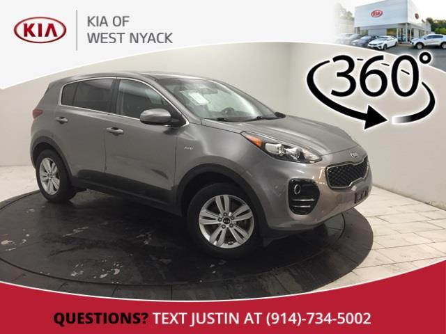 Used Kia Sportage LX 2018 | Eastchester Motor Cars. Bronx, New York