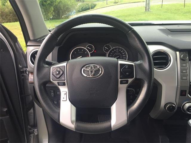 Used Toyota Tundra Limited 2017 | Eastchester Motor Cars. Bronx, New York