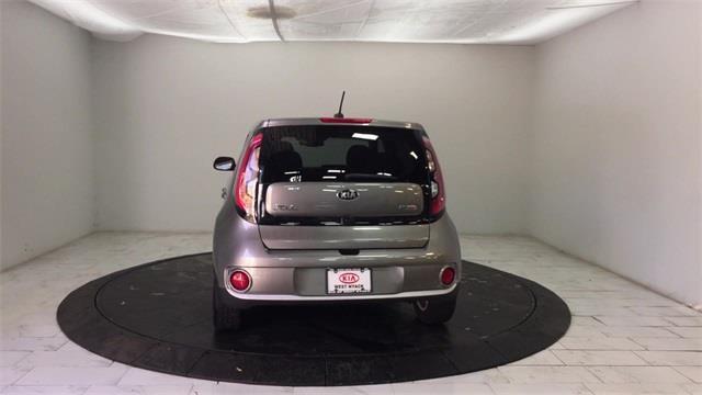 Used Kia Soul Ev Base 2017 | Eastchester Motor Cars. Bronx, New York