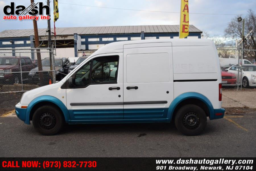 "Used Ford Transit Connect 114.6"" XLT w/o side or rear door glass 2010 