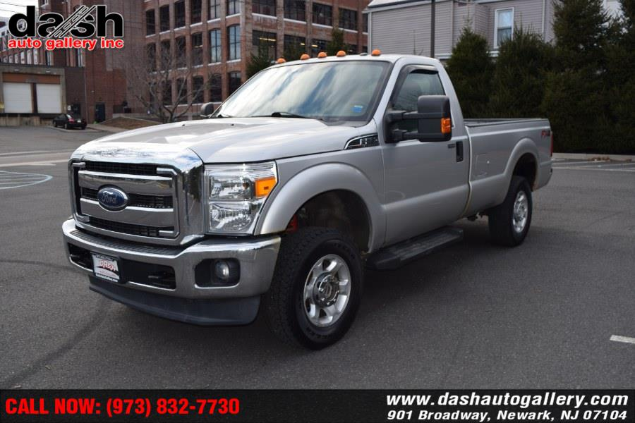 "Used Ford Super Duty F-250 SRW 4WD Reg Cab 137"" XLT 2013 