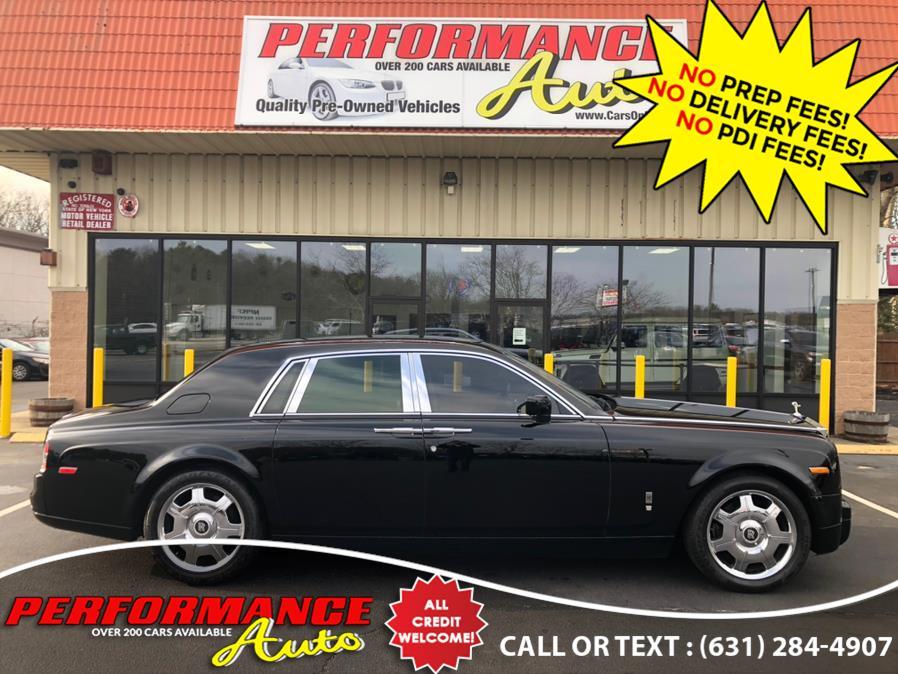Used Rolls-Royce Phantom 4dr Sdn 2004 | Performance Auto Inc. Bohemia, New York