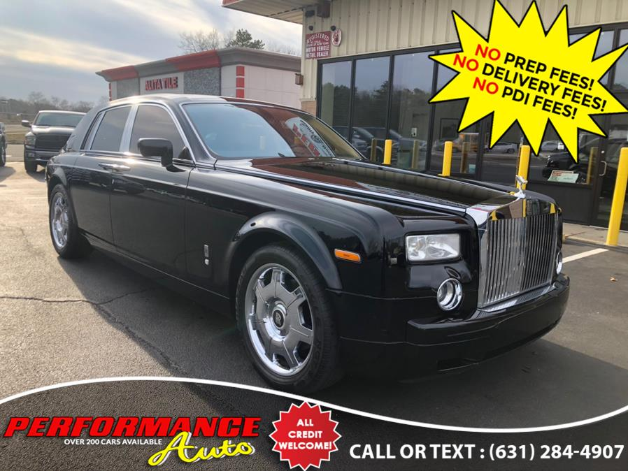 Used 2004 Rolls-Royce Phantom in Bohemia, New York | Performance Auto Inc. Bohemia, New York
