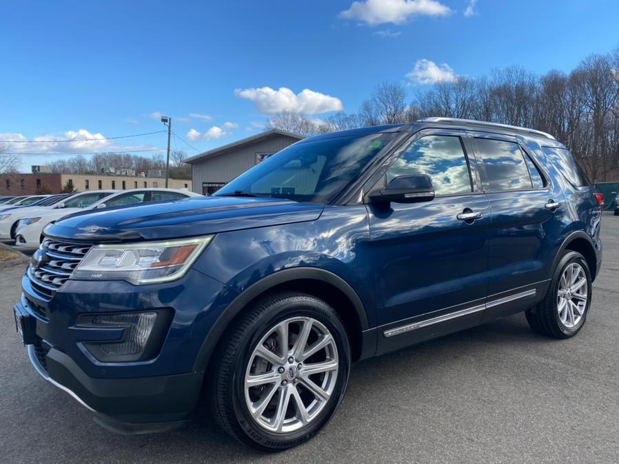 Used 2016 Ford Explorer in Berlin, Connecticut | Tru Auto Mall. Berlin, Connecticut