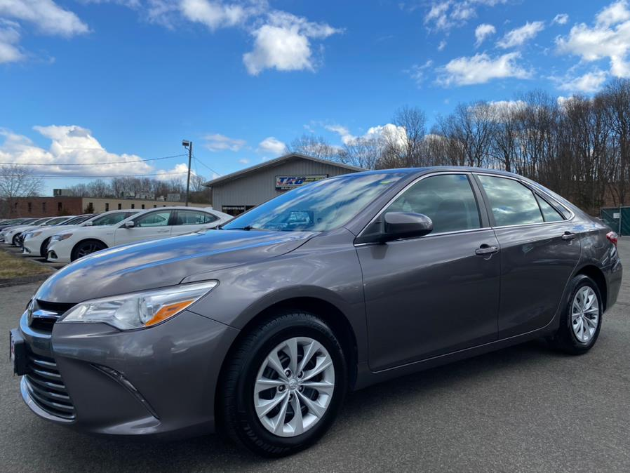 Used 2016 Toyota Camry in Berlin, Connecticut | Tru Auto Mall. Berlin, Connecticut