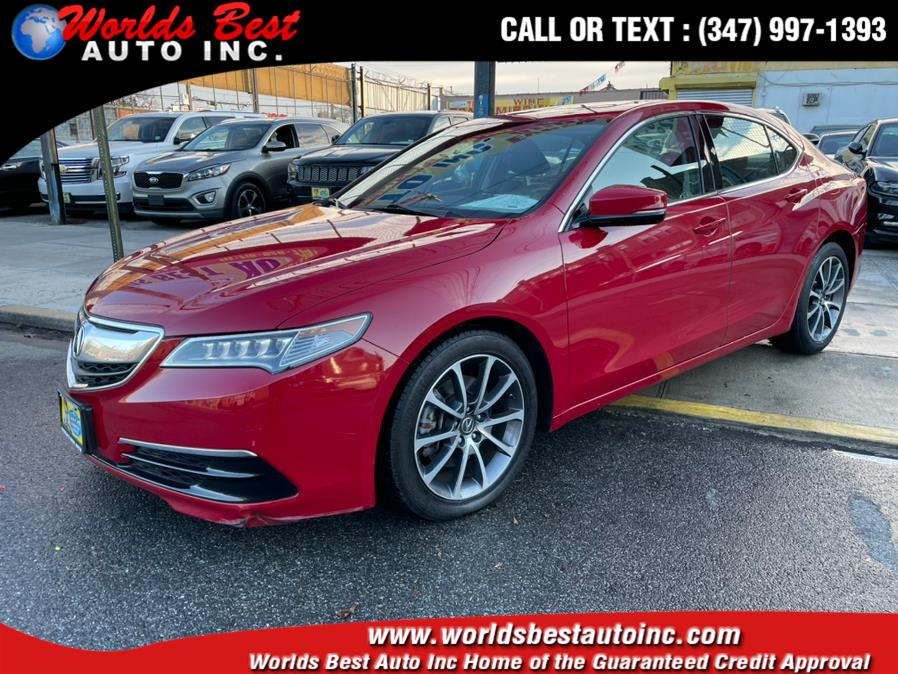 Used 2017 Acura TLX in Brooklyn, New York