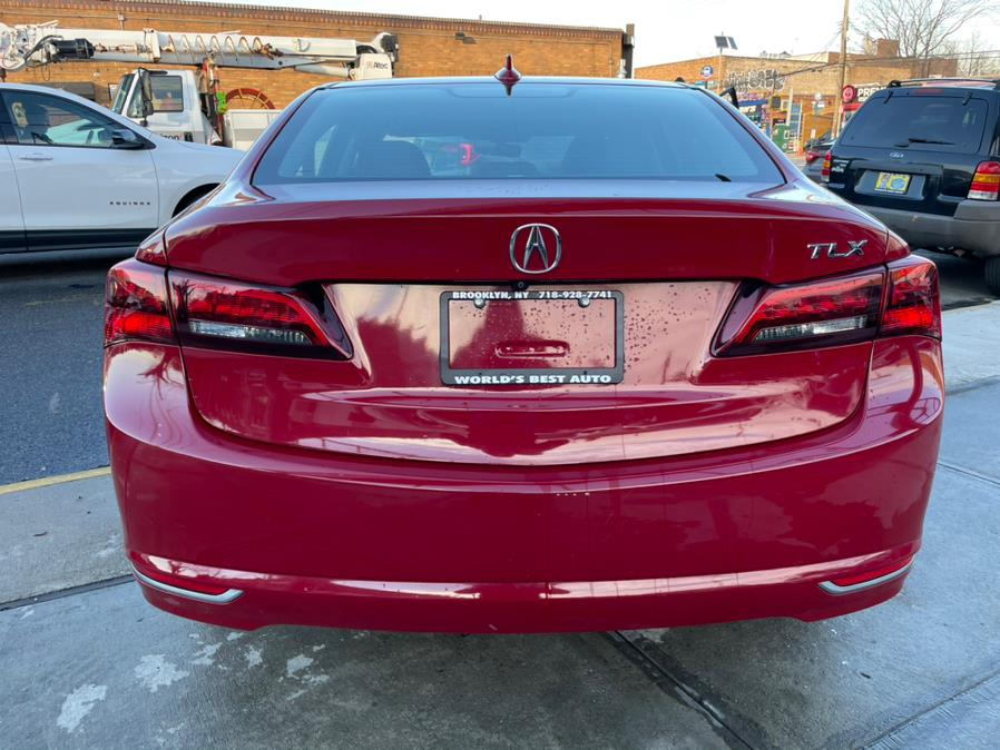 2017 Acura TLX FWD V6 w/Technology Pkg, available for sale in Brooklyn, NY
