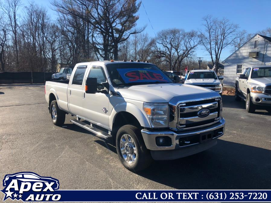Used 2012 Ford Super Duty F-350 SRW in Selden, New York | Apex Auto. Selden, New York