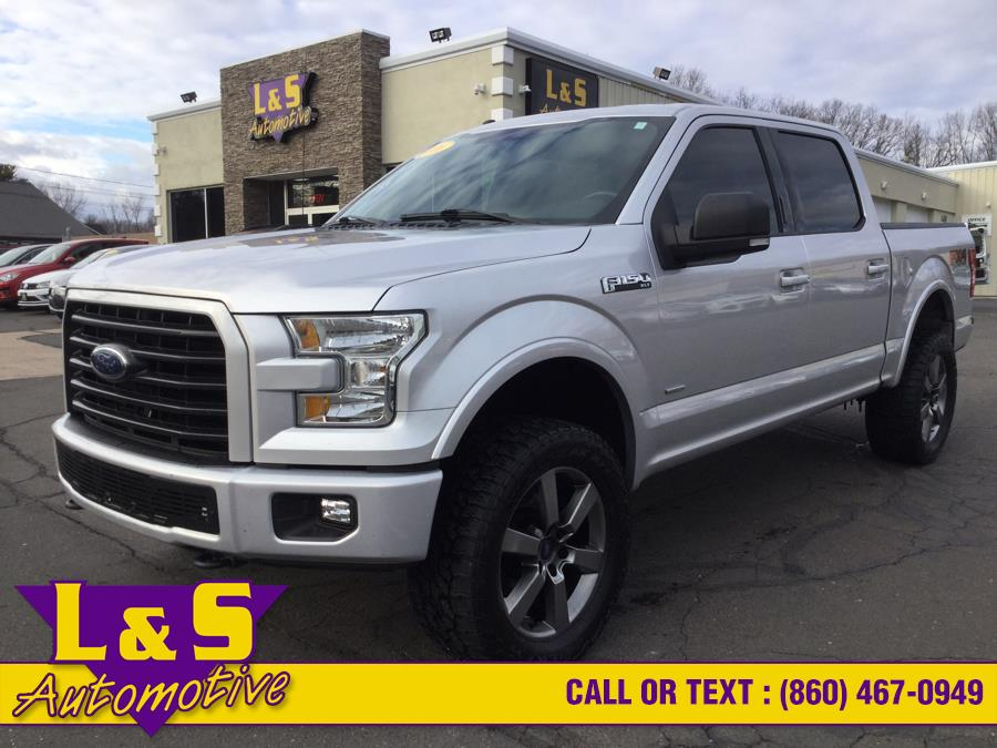 Used 2016 Ford F-150 in Plantsville, Connecticut | L&S Automotive LLC. Plantsville, Connecticut