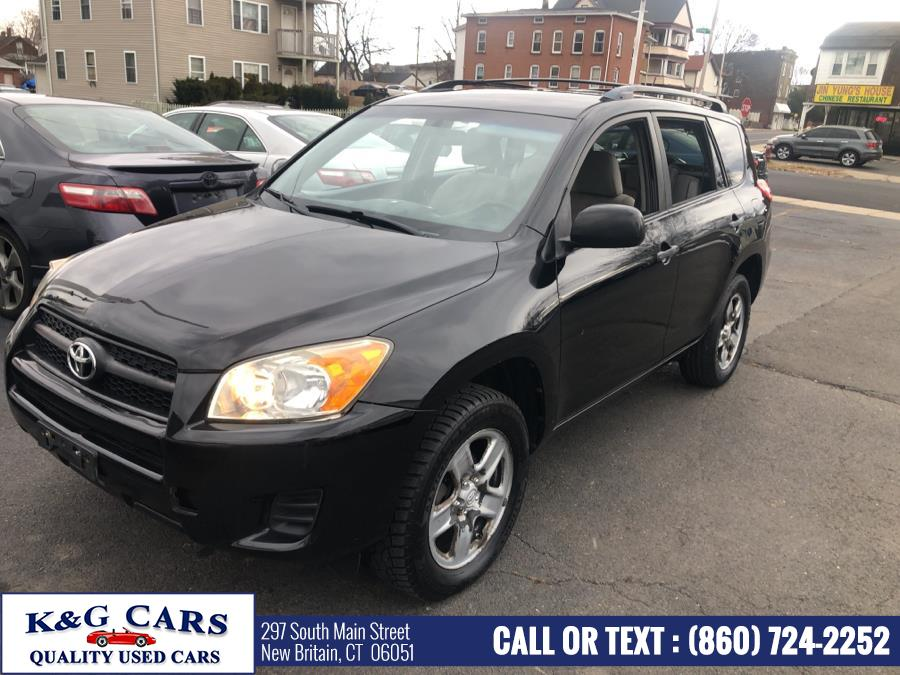 Used 2010 Toyota RAV4 in New Britain, Connecticut | K and G Cars . New Britain, Connecticut
