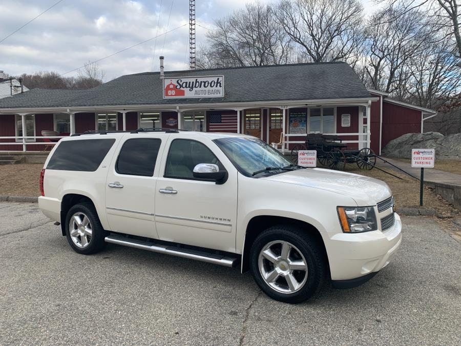 Used 2014 Chevrolet Suburban in Old Saybrook, Connecticut | Saybrook Auto Barn. Old Saybrook, Connecticut