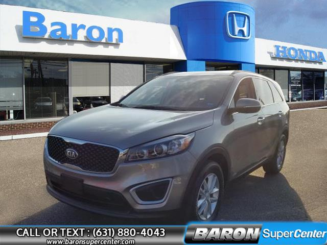 Used 2018 Kia Sorento in Patchogue, New York | Baron Supercenter. Patchogue, New York