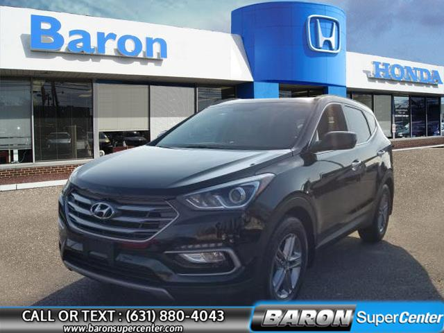Used 2017 Hyundai Santa Fe Sport in Patchogue, New York   Baron Supercenter. Patchogue, New York