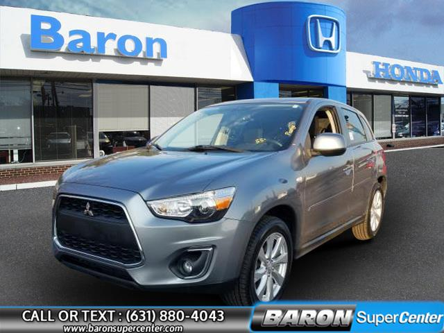 Used 2015 Mitsubishi Outlander Sport in Patchogue, New York | Baron Supercenter. Patchogue, New York