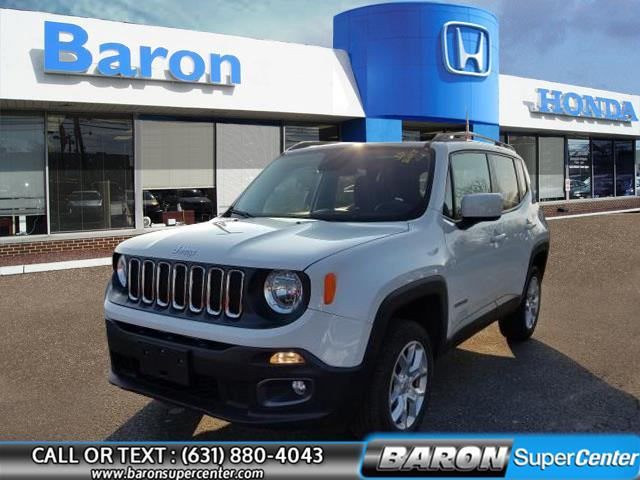 Used Jeep Renegade Latitude 2016 | Baron Supercenter. Patchogue, New York