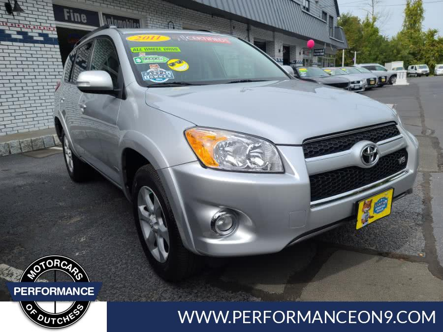 Used 2011 Toyota RAV4 in Wappingers Falls, New York | Performance Motorcars Inc. Wappingers Falls, New York