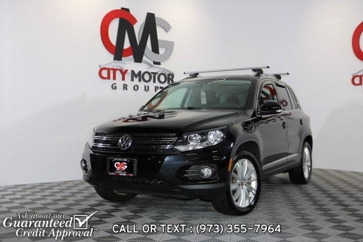 Used Volkswagen Tiguan SEL 2014 | City Motor Group Inc.. Haskell, New Jersey