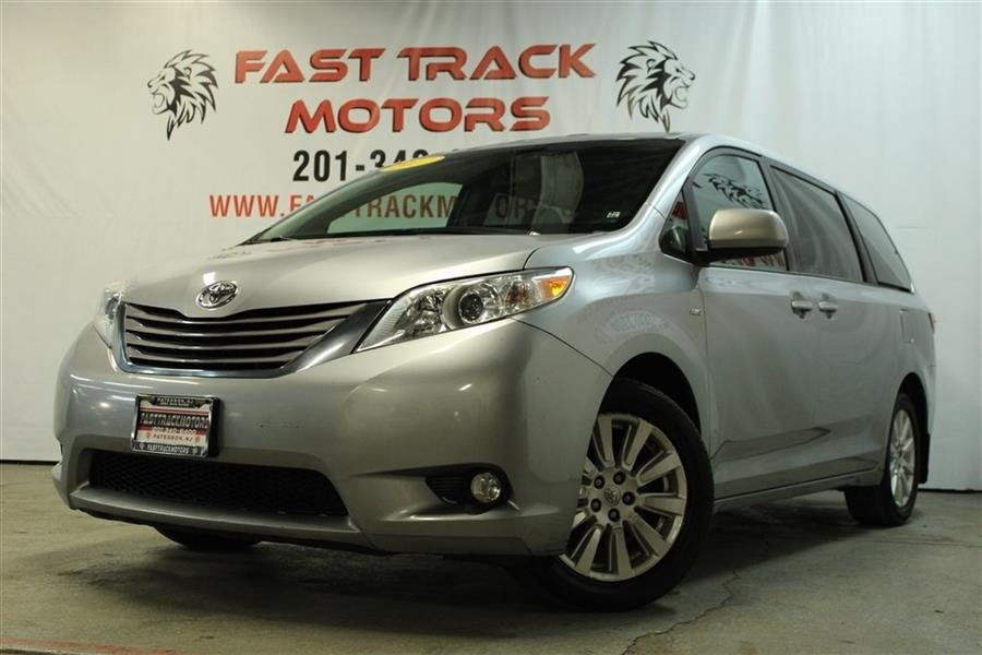 Used 2017 Toyota Sienna in Paterson, New Jersey   Fast Track Motors. Paterson, New Jersey