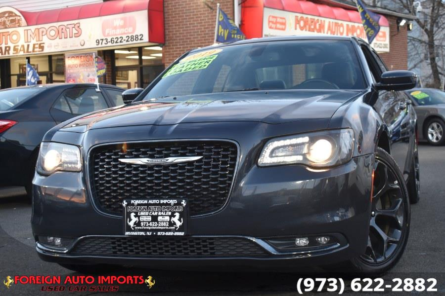 Used Chrysler 300 300S RWD 2019 | Foreign Auto Imports. Irvington, New Jersey
