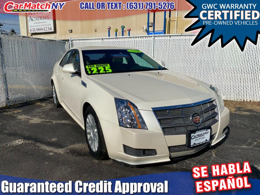 Used 2010 Cadillac CTS Sedan in Bayshore, New York | Carmatch NY. Bayshore, New York