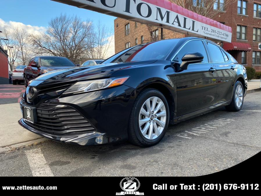 Used 2018 Toyota Camry in Jersey City, New Jersey | Zettes Auto Mall. Jersey City, New Jersey