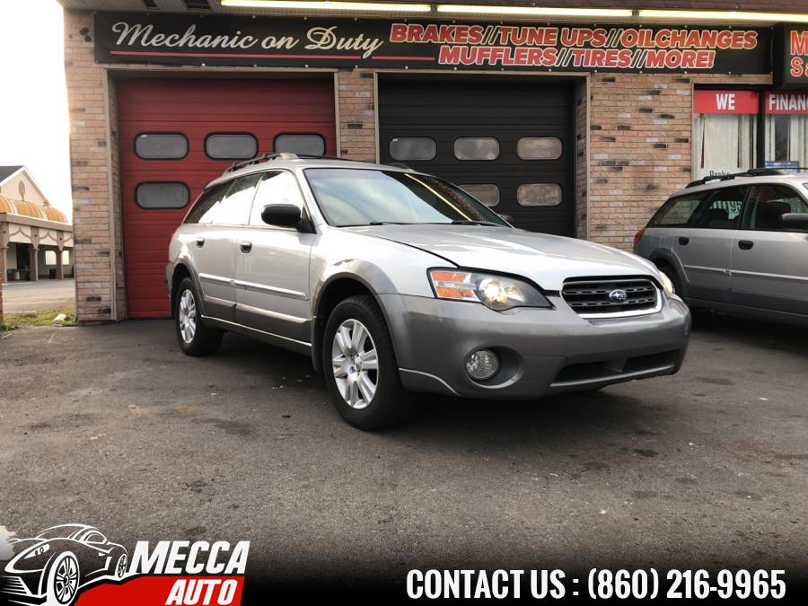 Used Subaru Legacy Wagon (Natl) Outback 2.5i Auto 2005 | Mecca Auto LLC. Hartford, Connecticut