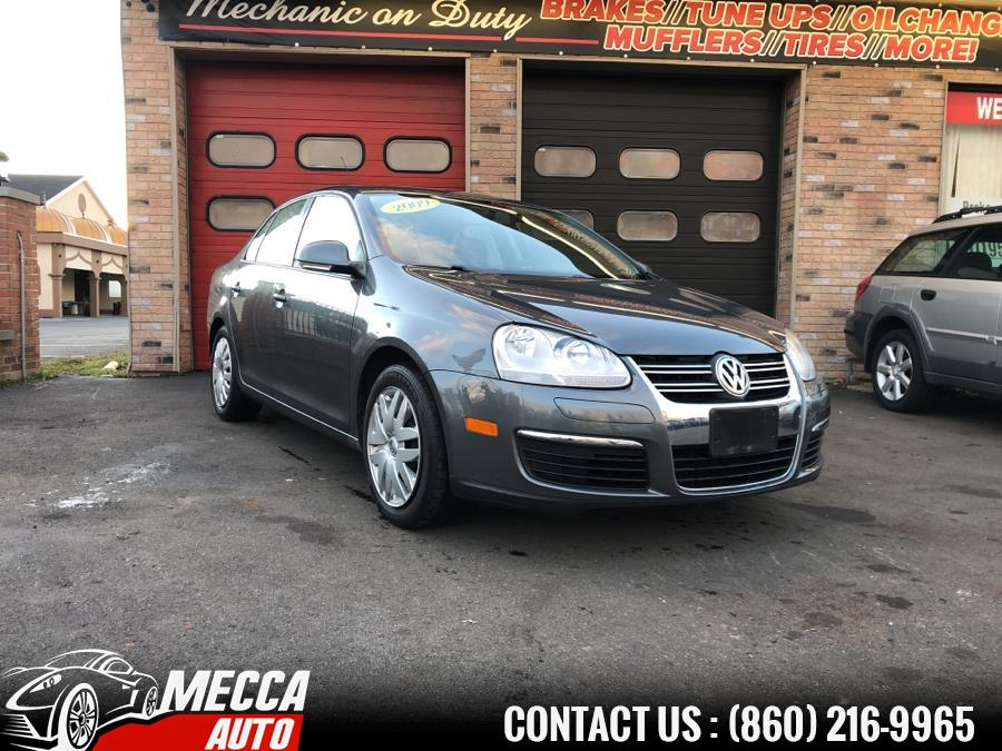 Used Volkswagen Jetta Sedan 4dr Man S PZEV 2009 | Mecca Auto LLC. Hartford, Connecticut
