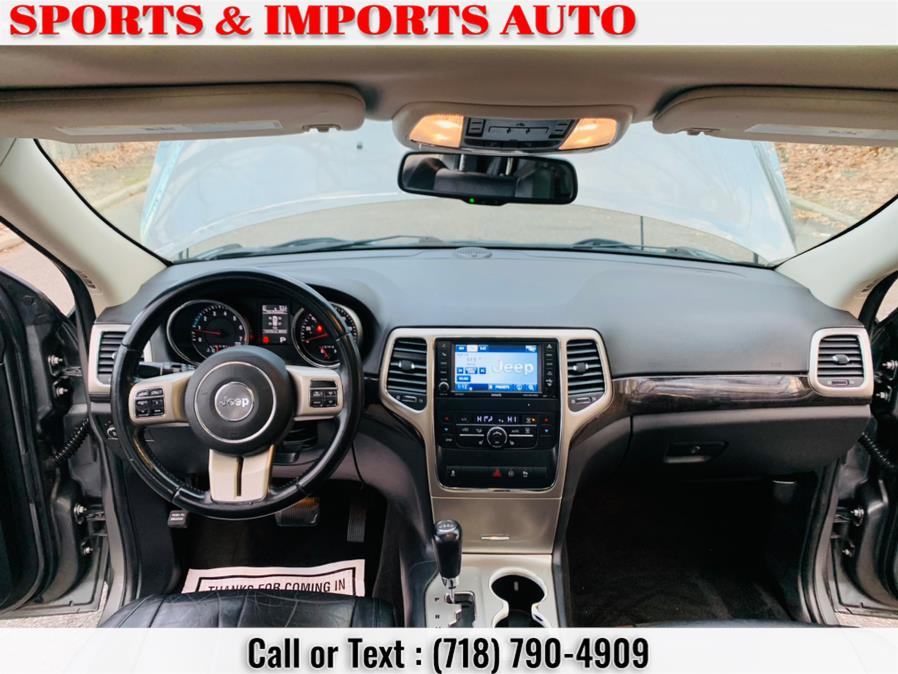Used Jeep Grand Cherokee 4WD 4dr Laredo 2012   Sports & Imports Auto Inc. Brooklyn, New York