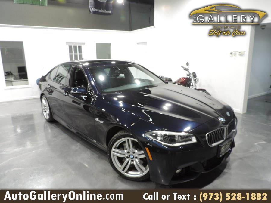 Used 2015 BMW 5 Series in Lodi, New Jersey | Auto Gallery. Lodi, New Jersey