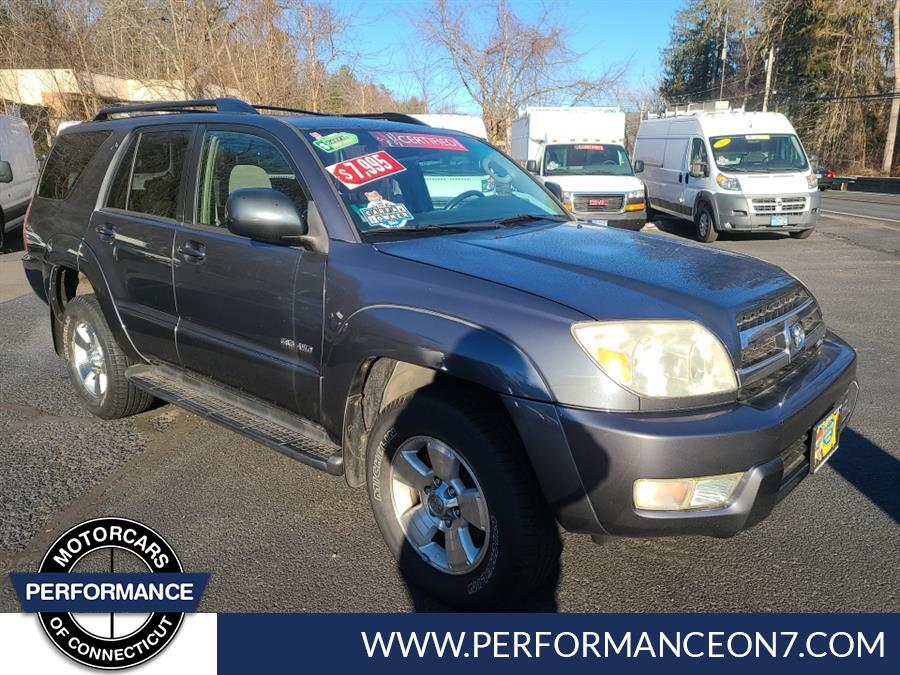 Used 2005 Toyota 4Runner in Wilton, Connecticut | Performance Motor Cars. Wilton, Connecticut