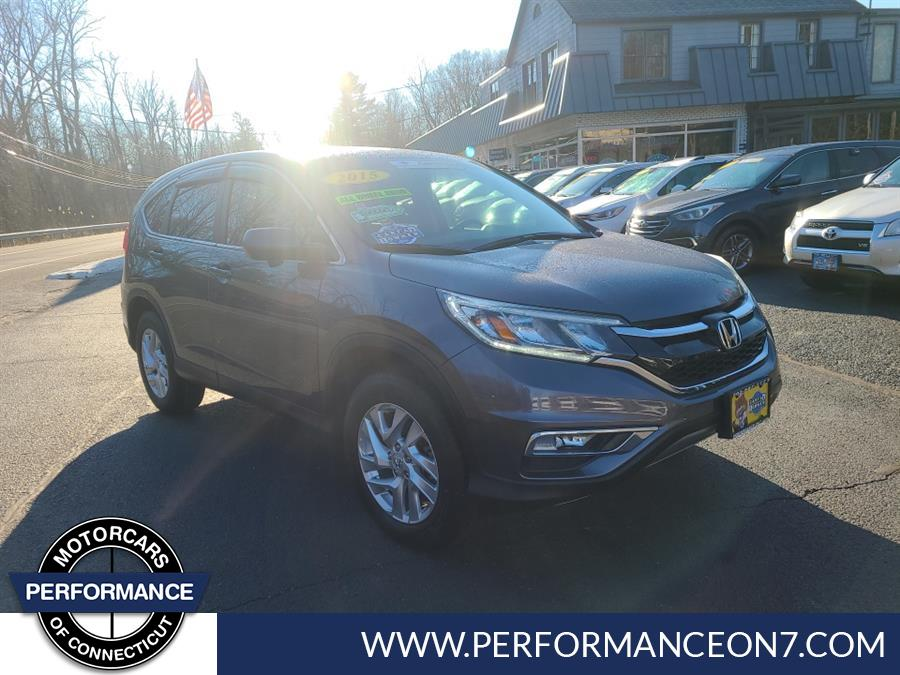 Used 2015 Honda CR-V in Wilton, Connecticut | Performance Motor Cars. Wilton, Connecticut